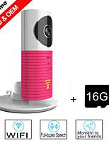 besteye® doos ip surveillance draagbare camera IR nachtzicht draadloze (16GB Micro SD-kaart)