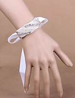 Satin Wedding/Party Fashion Luxury Rhinestone Flowers Wrist Corsages