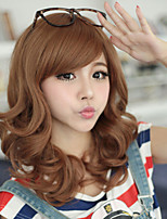 Girls Fashion Must-Carved Explosion Wig