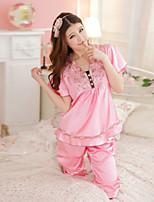 Pajama Donna Poliestere/Raso Medio spessore