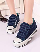 Zapatos de mujer - Tacón Plano - Plataforma / Comfort / Punta Redonda - Sneakers a la Moda / Zapatos de Deporte -Exterior / Casual /
