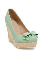 Women's Shoes Synthetic Wedge Heel Heels/Basic Pump Pumps/Heels Office &