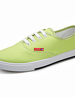 Men's Shoes Casual Fabric Fashion Sneakers Black / Blue / Green / Red / White