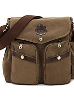 Kaukko Vintage Classic Canvas Messenger Bags Crossbody Bag Avail