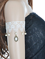 Fashion Lace Pearl Bracelet