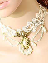 Fashion Sector Drip Pearl Necklace