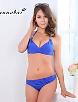 Women's Padded Bras/Underwire Bra Bandeau Bikinis