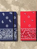 pañuelo de Paisley cubierta textil duro portátiles creativa