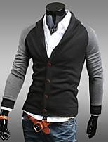 Conjuntos Activewear De los hombres Casual Mezcla de Algodón - Manga Corta