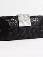 Women's Stylish Stone Pattern Rhinestone Evening Bags Clutches