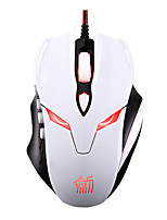 Juggernaut USB Wired Self-Made Heavier Iron Programmable Gaming Mouse(Assorted Colors)