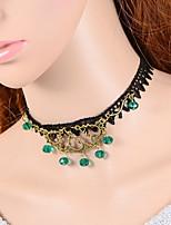 Fashion  Vines Bead Necklace