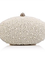 L.WEST®  Women's  Event/Party / Wedding / Evening Bag Pearl Delicate Handbag