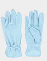 Kenmont Summer Lady Women Driving Breathable Anti-skid Short Gloves Cool Fabric 3199