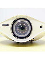 wipao Mini Proyector - 2500 - Lumens - 1080P (1920x1080) - DLP - Android 4.4