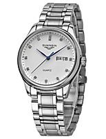 GUANQIN Women's Waterproof Sapphire Stainless Steel Quartz Wrist Watch Luminous Diamond Ladies Watch