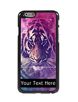 Personalized Gift The Tiger Design Aluminum Hard Case for iPhone 6