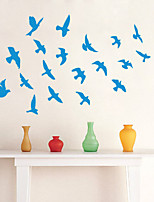 Wall Stickers Wall Decals Style Seagull PVC Wall Stickers