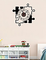 DIY Creative Personality Wall Clock