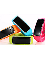 Wearables Smart Bracelet , Bluetooth4.0/WIFI / Media Control/Timer for Android Smartphone