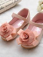 Flade sko ( Rosa/Beige ) - GIRL - Komfort/Flade balletsko/Rund tå