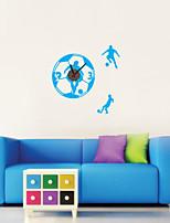 DIY 3D Football Wall Clock