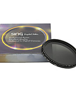 Camera Variable Neutral Density Filter 52mm ND2-400 Filter
