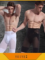 YUIYE® Men Slim Fit Underwear Shorts Body Shaper Pants
