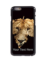 Personalized Gift The Lion and The Leap Design Aluminum Hard Case for iPhone 6 Plus