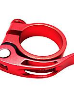 WEST BIKING® Seat Clamp 31.8 / 34.9mm Mountain Bike Tube Clamp Aluminum Quick Release Seat Tube Clamp