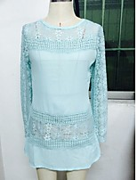 Women's Casual Dresses (Polyester)