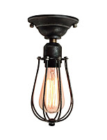 WESTMENLIGHTS Squirrel Cage Single Sconce