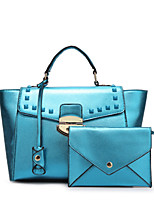 Volossi New Trends In Europe And America Diagonal Pattern Rivet Hand Bag Female Fashion Handbags Grapes
