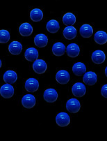 CandyPearl6mm 100pcs/lot Beauty and Healthy Navy Blue Color 6mm Round Shape Candy Pearls for Ladies