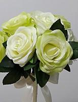Bouquets ( Multicolore , Satin ) Roses