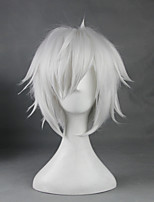 Is It Wrong to Try to Pick Up Girls in a Dungeon? Bell Cranel White 33cm Cosplay Wigs