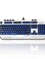 Ghost Ax Mechanical Feel USB Gaming Keyboard