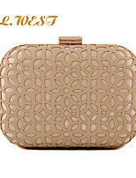 L.WEST® Women's Luxury Hollow Out Party/Evening Bag