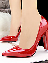 Women's Shoes Faux Fur Chunky Heel Heels Pumps/Heels Casual Multi-color