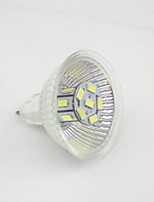 3W GU5.3(MR16) Spot LED MR11 13 SMD 5730 120-150 lm Blanc Chaud / Blanc Naturel DC 12 V 1 pièce