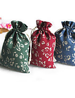 6 Piece/Set Favor Holder - Cuboid Jute Favor Bags Non-personalised