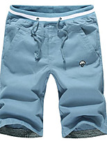 Men's Casual Print Shorts Pants