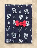 patrón de la tradición textil chino Notabook / regalo