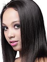 vv cheveux brésilien dentelle cheveux vierges perruques couleur naturelle noir grand stock