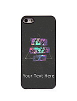 Personalized Gift Fly With Me Design Aluminum Hard Case for iPhone 4/4S