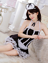 Pretty sexy maid outfit Cosplay suit