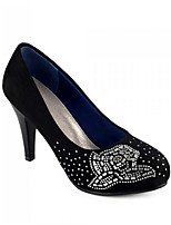 Women's Shoes Synthetic Stiletto Heel Heels/Platform/Basic Pump Pumps/Heels Office & Career/Party & Evening/Dress/Casual