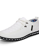 Men's Shoes Outdoor/Athletic Fashion Sneakers Black/Blue/White