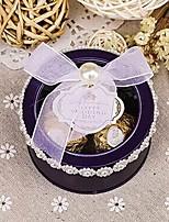 Gepersonaliseerde - Bruiloft/Verjaardag/Bridal Shower/Baby Shower/Quinceañera & Sweet Sixteen Bedank Doosjes/Geschenkdoosjes (