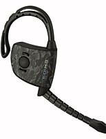 ex03 wireless auricolare bluetooth con la cuffia di gioco microfono per ps3-black